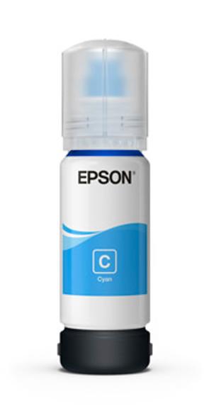 Epson T512 Cyan Ink Bottle for EcoTank ET-7700, ET-7750
