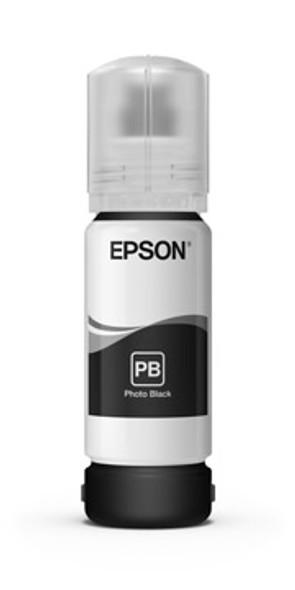 Epson T512 Photo Black Ink Bottle for EcoTank ET-7700, ET-7750