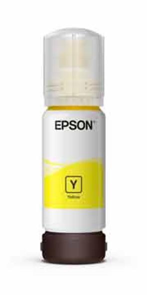 Epson T512 Yellow Ink Bottle for EcoTank ET-7700, ET-7750