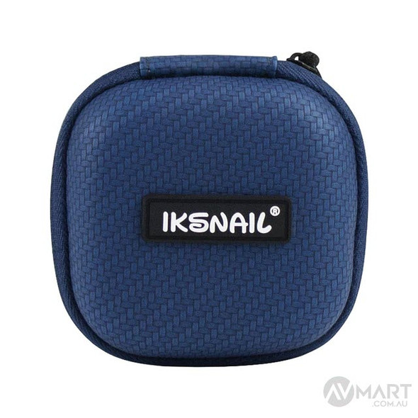 IKSNAIL Hard Shell Storage Case  - Blue