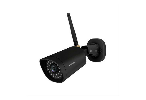 Foscam FI9902P  WiFi camera Black