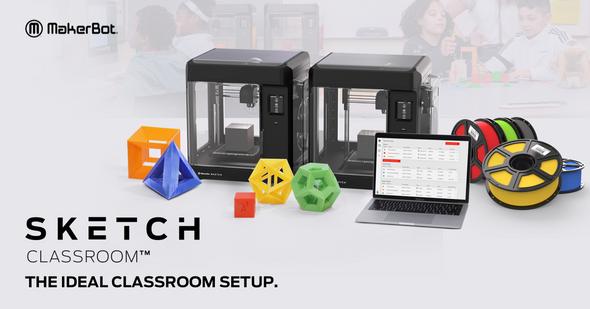 Makerbot SKETCH Classroom Bundle