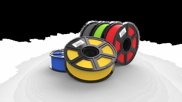 Makerbot SKETCH PLA Filament 5 Pack