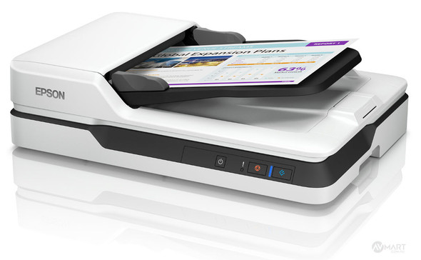 Epson WorkForce DS-1630 A4 Document Scanner, 25PPM