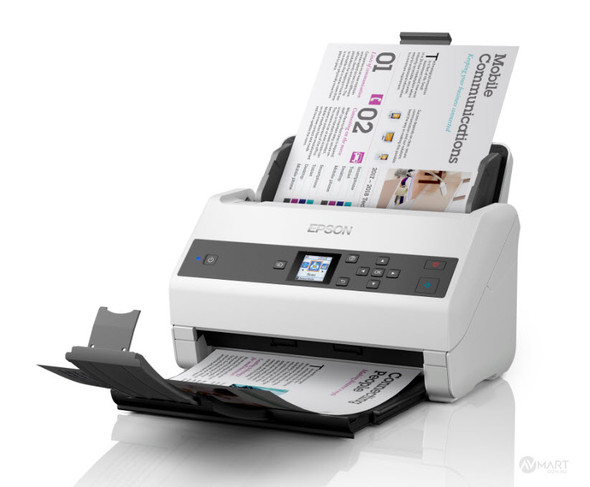 Epson WorkForce DS-970 A4 Document Scanner