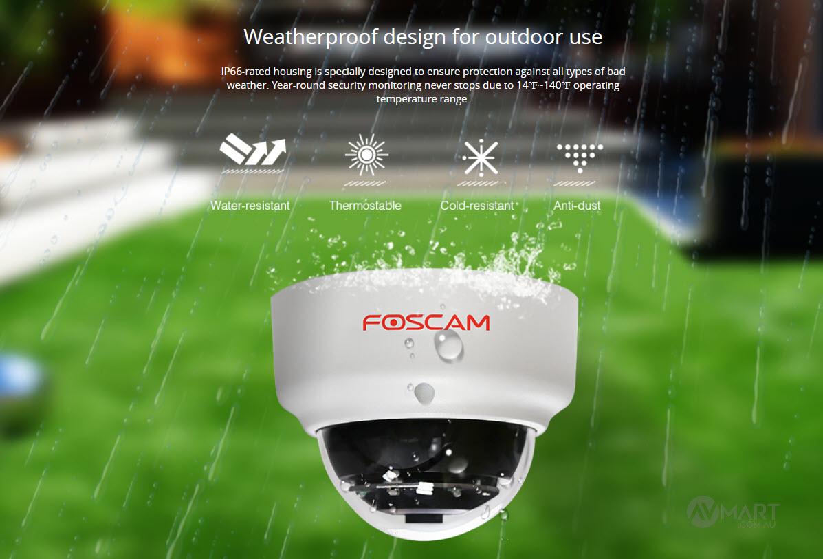 Foscam D2EP Weather proof