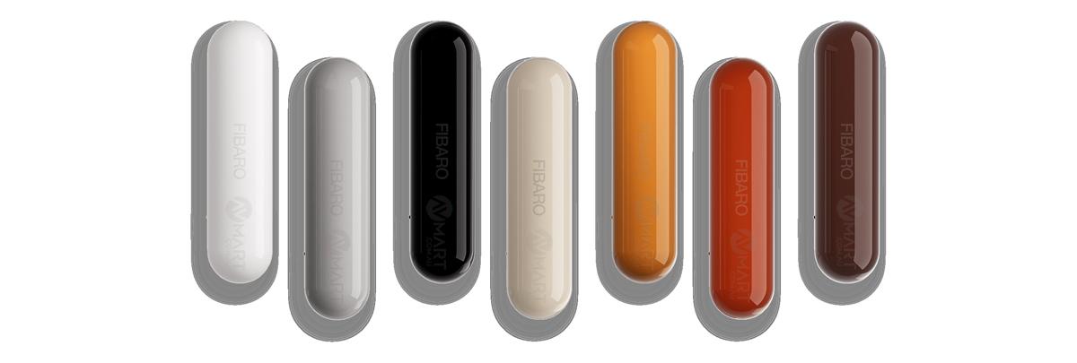 Fibaro door & window sensor colours Australia