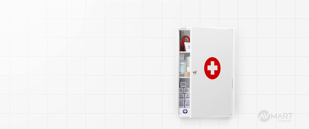 FIBARO Door/Window Sensor is also perfect as the guardian of the home first aid kit