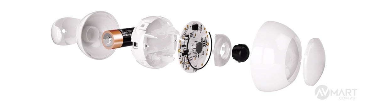 FIBARO engineers created one of the world's most advanced technologies and placed in a miniature case.