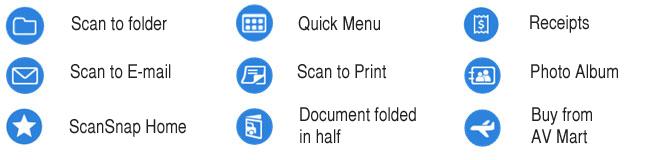 Fujitsu scan anywhere