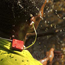 mighty,vibe,water resistant, splash resistant,sweat,sports,apple,ipod,mp3 player,rugged