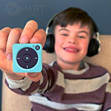 mighty,vibe,water resistant,wireless,disney,kids,apple,ipod,mp3 player,rugged,screentime