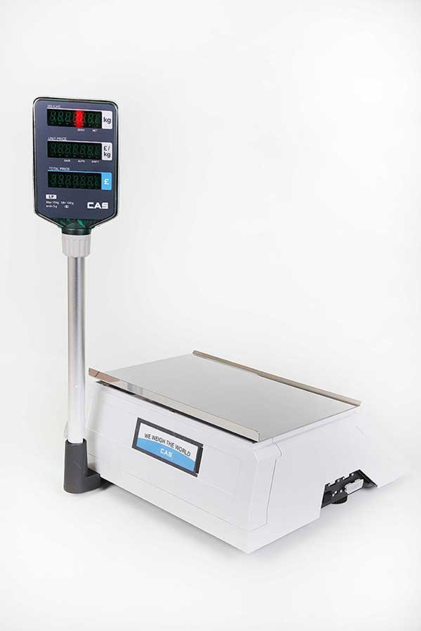 CAS LP I Label Printing Weighing Scales
