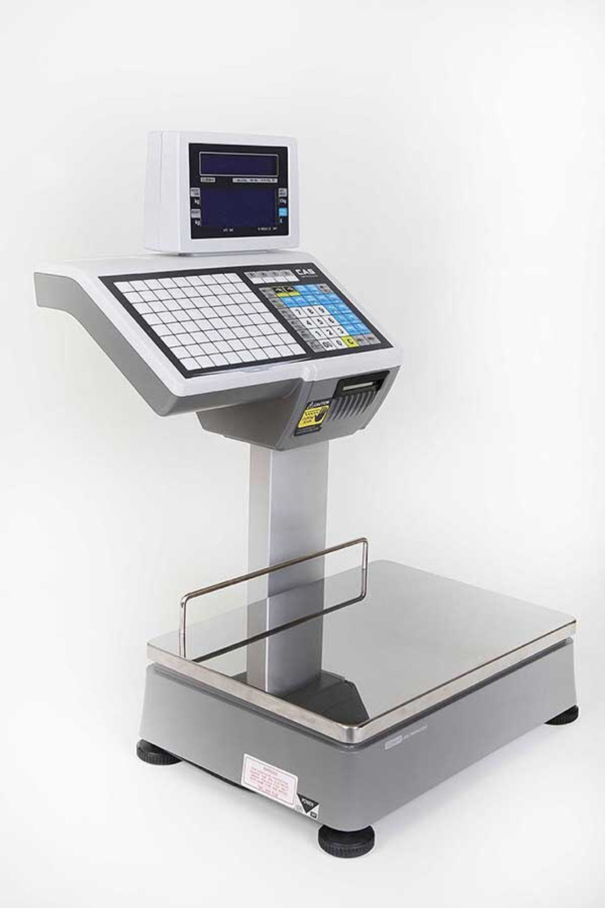 CAS CL5500D Label Printing Weighing Scales