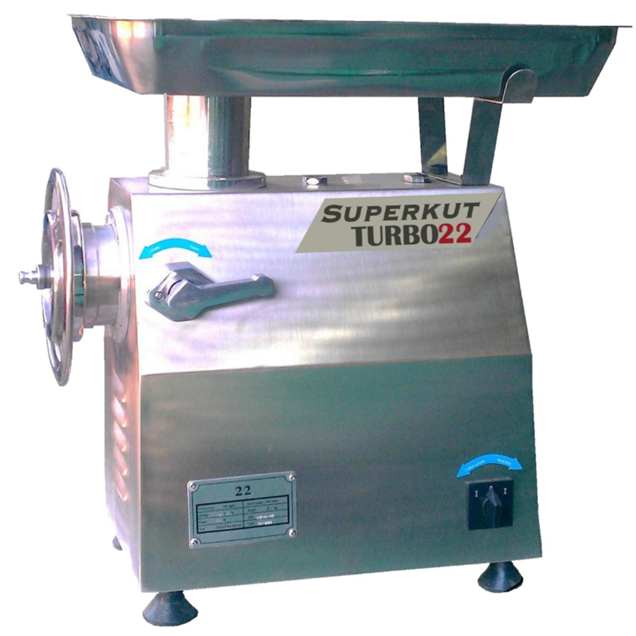 Superkut TURBO 22 Meat Mincer