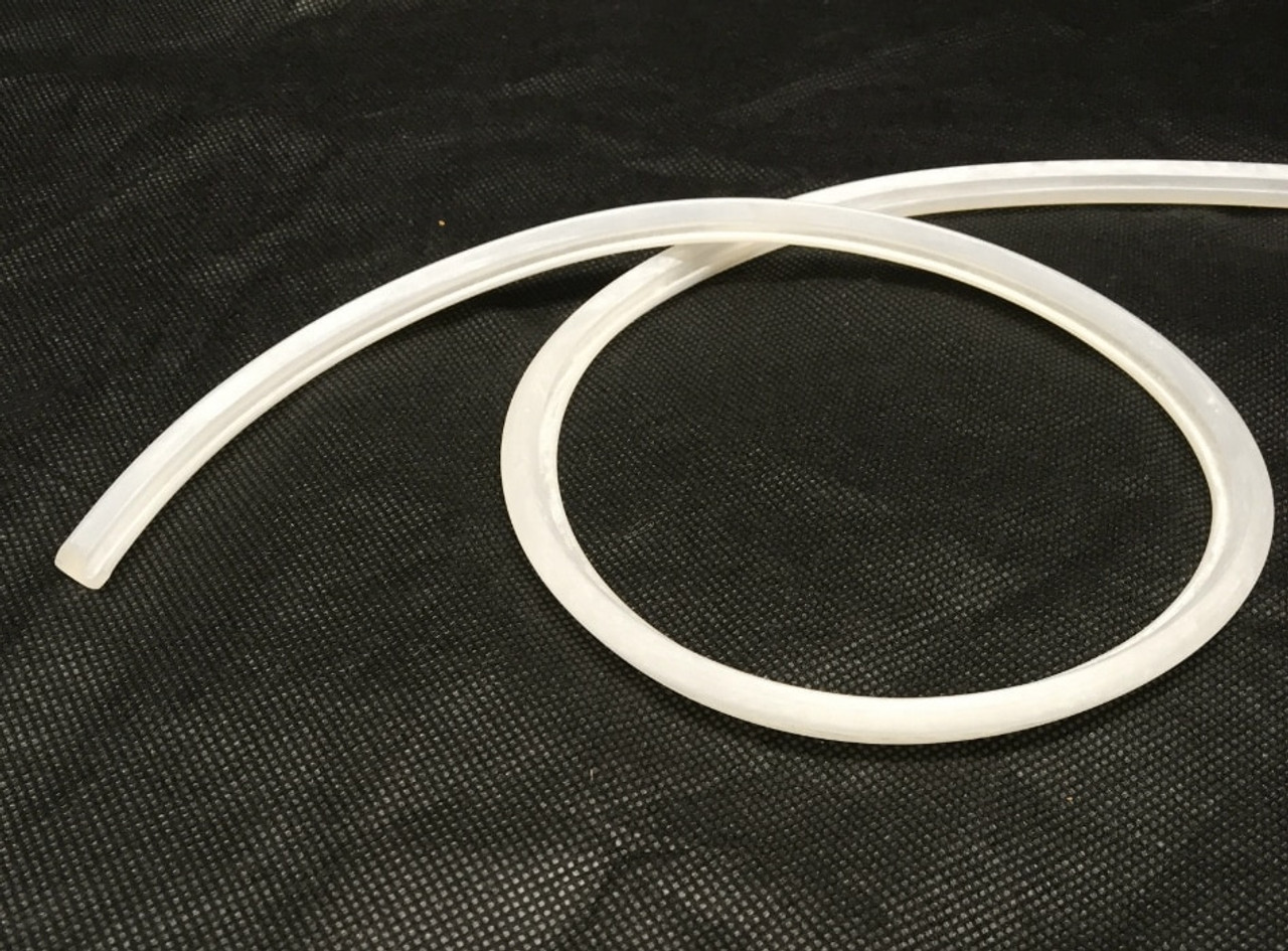1 Meter Vacuum Packer 6mm Silicone Lid Seal with Lip