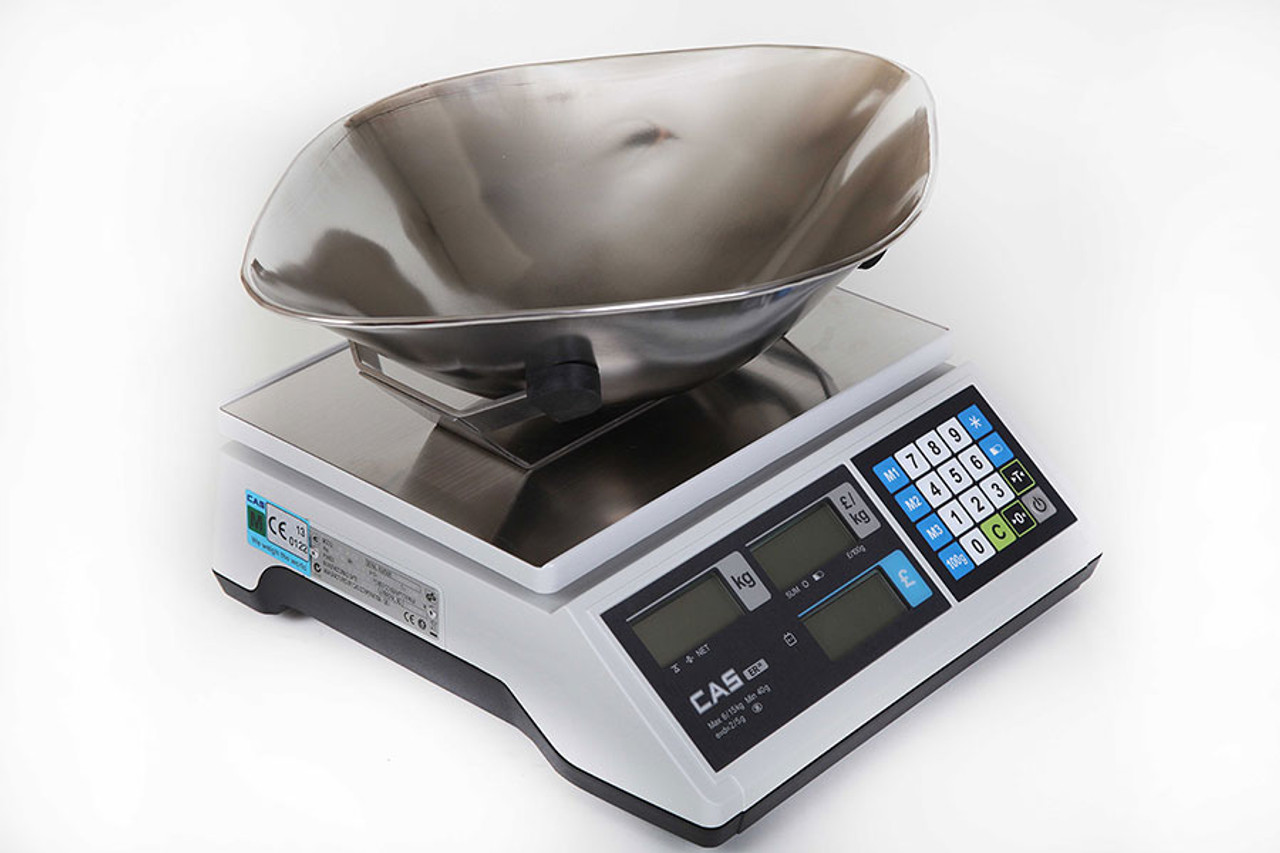CAS ER Junior Weighing Scales