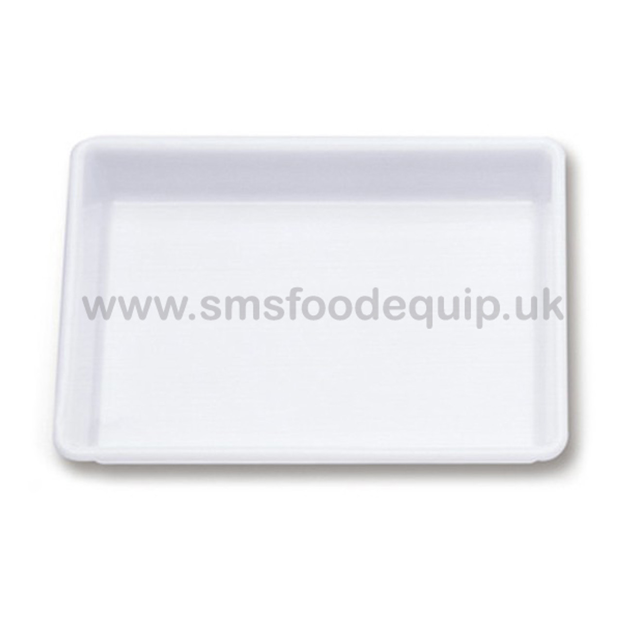 Araven 10 Ltr White Food Storage Tray