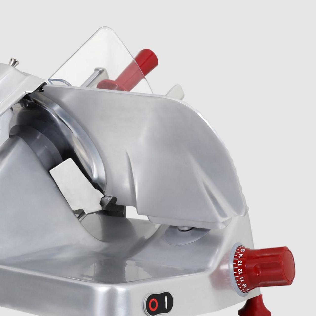 Berkel Pro Line XS25 Ham / Bacon Slicer Features