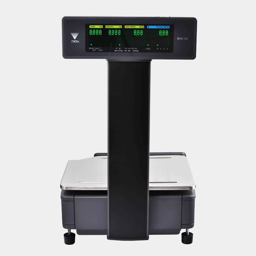 DIGI SM-120LL Label Printer Scale - Pole