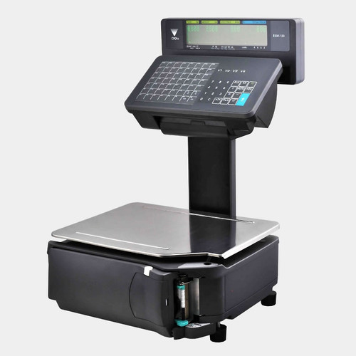 DIGI SM-120LL Label Printer Scale - Elevated