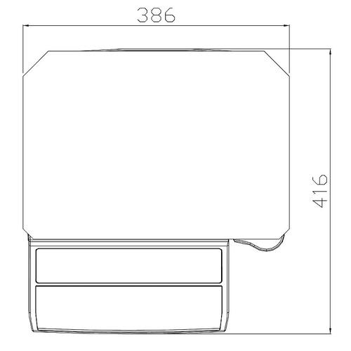 DIGI SM-100 Label Printer Scale - Bench