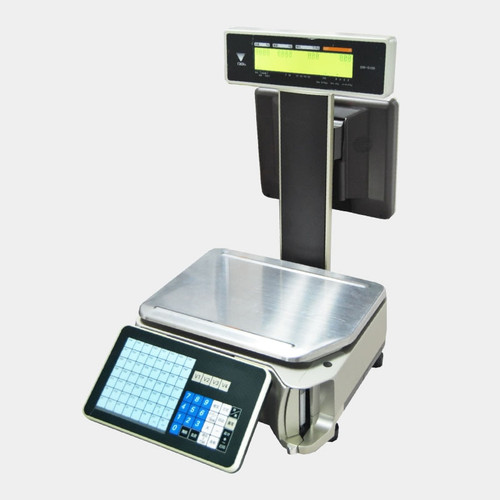 DIGI SM-5100 Label Printer Scale - Pole