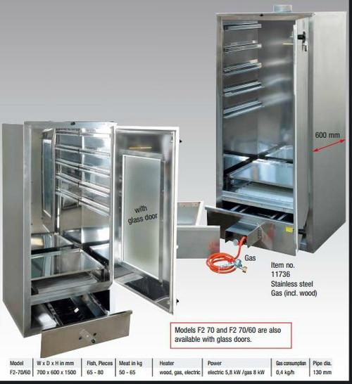 Beelonia F270/60 Smoking Oven - Electric Heated