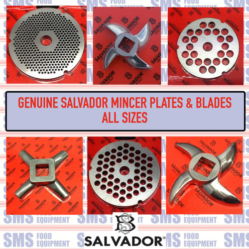 Salvador Mincer Blade / Knife 12