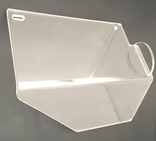 Excel 6612 Perspex Safety Guard Meat Slicers