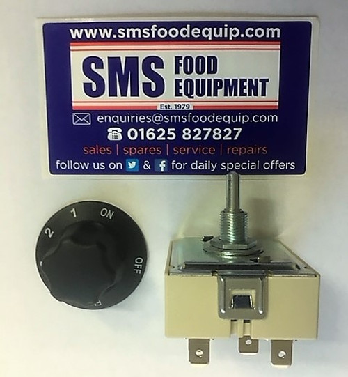 Simplicity Film Wrapper Thermostat Control