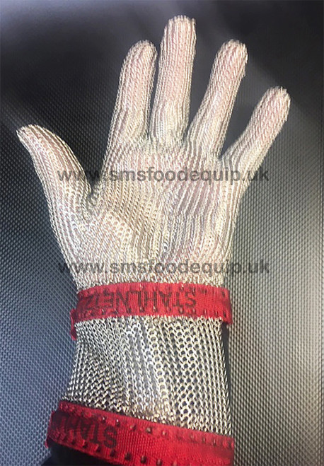 Quality Butchers Safety Glove With 8cm Cuff