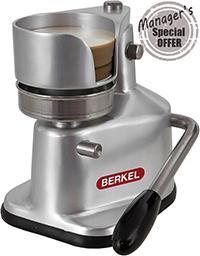 Berkel BT10 Burger Machine