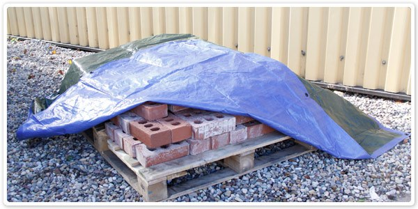 Uses for Tarps - Building 2