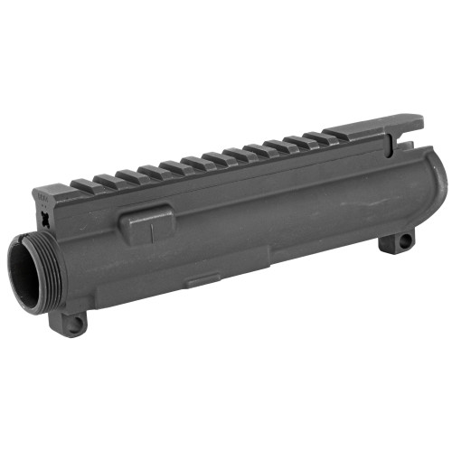 Upper, Mil-Spec, 1913 Rail for Mounting Optics and Accessories, Flat Top, Black