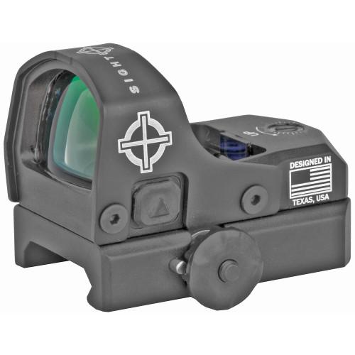 Sightmark, Mini Shot M-Spec LQD Reflex, Black Finish, 3 MOA Red Dot