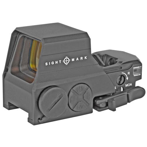 Sightmark, Ultra Shot M-Spec LQD Reflex, Black Finish, 2 MOA Red Dot