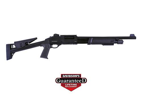 Dickinson Arms TAC4 Pistol grip tactical pump XX3