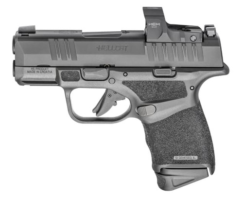 HELLCAT OSP WITH HEX WASP SIGHT 9MM 3'' 11-RD/13-RD PISTOL