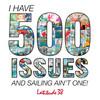 Latitude 38 500 Issues Men's Cotton T-Shirt