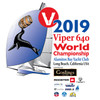 Viper 640 World Championship 2019 Women's Long Sleeve Wicking Shirt (Customizable)