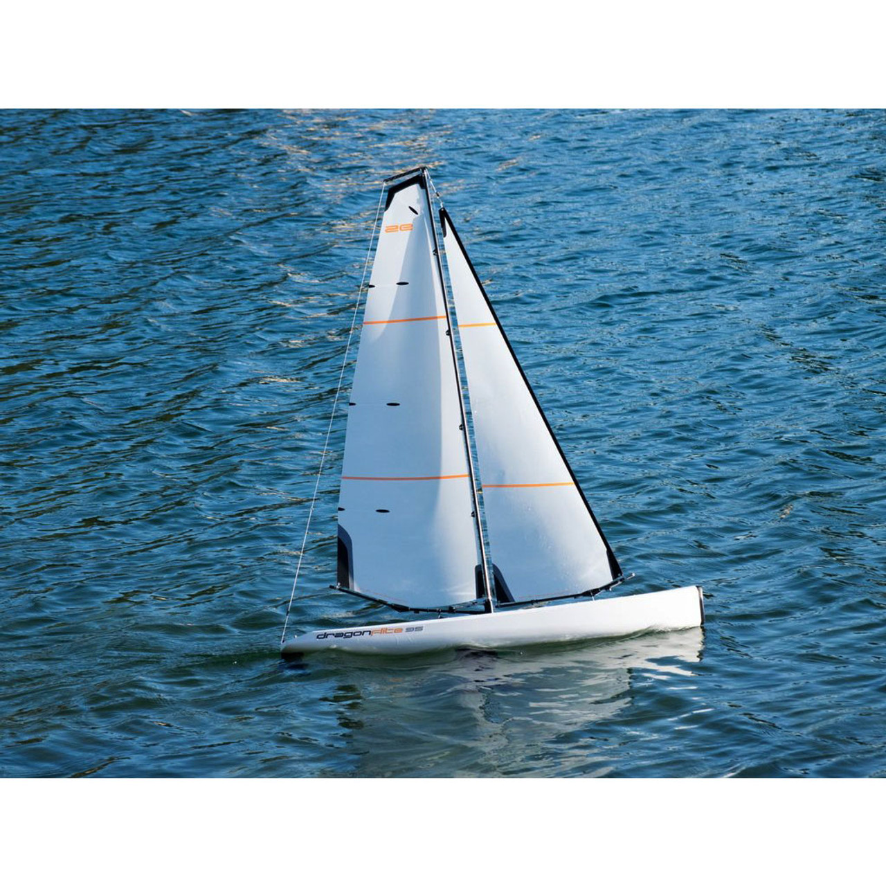 DragonFlite 95 DF95 Class RC Sailboat 950mm
