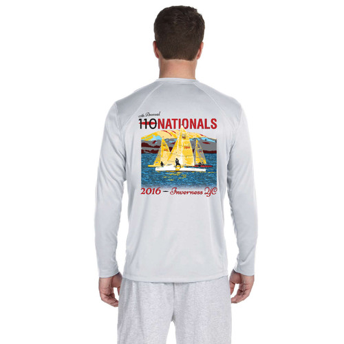 110 National Championship 2016 Men's Wicking Shirt