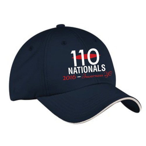 110 National Championship 2016 Wicking Sailing Cap