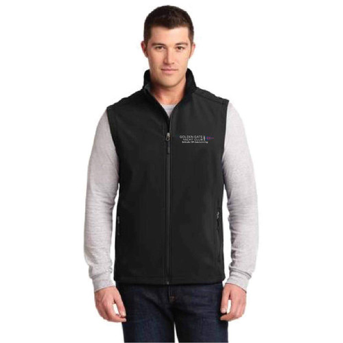 GGYC Defender 35th America's Cup Men's Softshell Vest