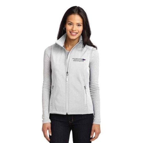 GGYC Defender 35th America's Cup Women's Softshell Vest