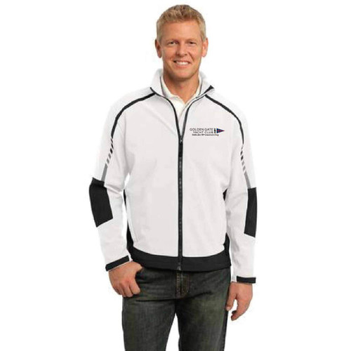 GGYC Defender 35th America's Cup Men's Waterproof Softshell Jacket