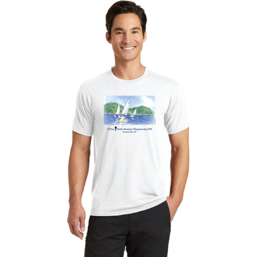 El Toro North Americans 2016 Short Sleeve Wicking Shirt