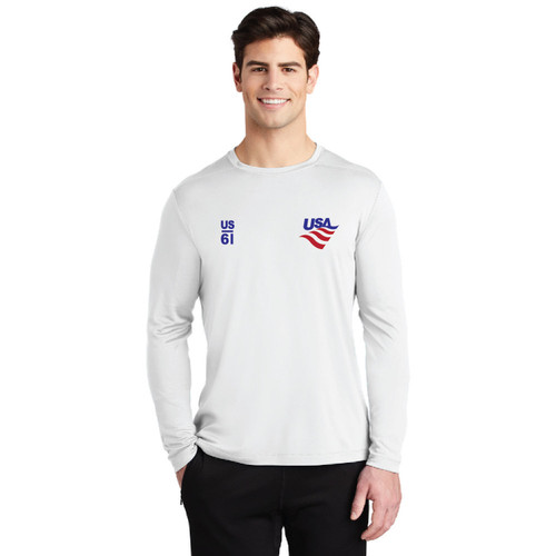 AC 1987 Men's UPF 50+ Wicking Shirt (Customizable)