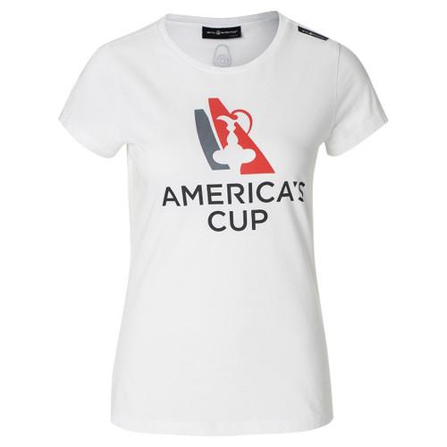 SALE! Women's America's Cup 2017 Tee (White)